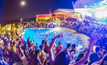 Rave Mykonos Estate 2017