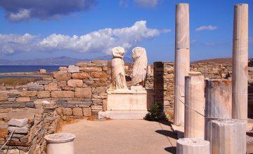 Escursione a Delo da Mykonos