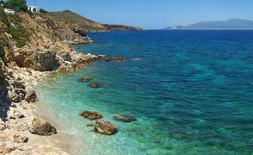 Le più belle spiagge di Paros