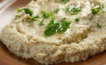 La ricetta della melitzanosalata